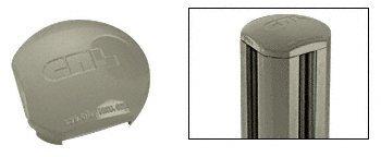Gray Round Post Cap - 7