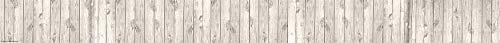 Teacher Created Resources 3563 White Wood Straight Border Trim]()