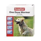 S&B Beaphar One Dose Wormer - Large Dog (Best Puppy Wormer Uk)