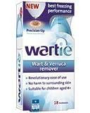 Wartie Wart and Verruca Remover 18 Treatments by WARTIE