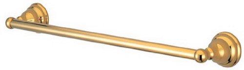 Kingston Brass BA5561PB Royale 24-Inch Towel Bar, Polished Brass
