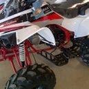 CRT Sportrax 125 cc ( Apollo ATV )-Red