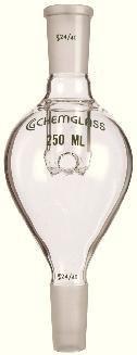 Chemglass Bump Trap, 250mL, - CHMGLS