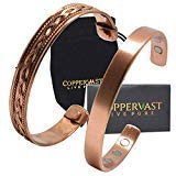 Copper Bracelets for Arthritis - Therapy Magnetic