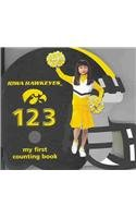 Download Iowa Hawkeyes 123: My First Counting Book (101 My First Text-board-book) pdf