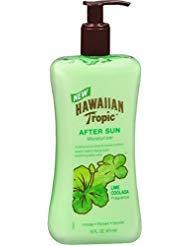 Hawaiian Tropic Lime Coolada After Sun Moisturizer 16 oz (Pack of 5)