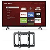 TCL 32S305 32-Inch 720p Roku Smart LED TV (2017 Model) (Renewed)