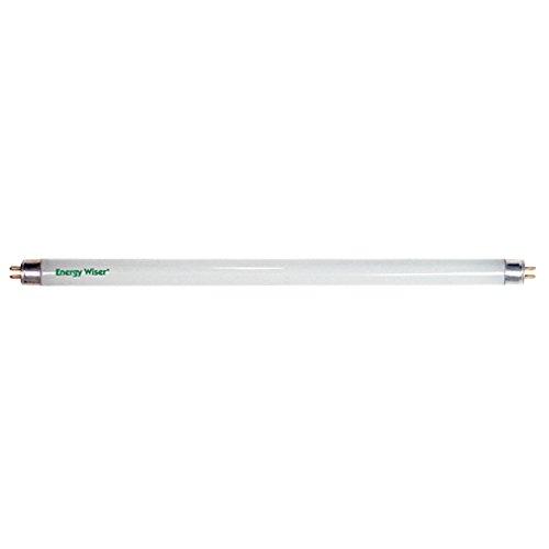 Bulbrite F8T5WW 8-Watt Linear Fluorescent T5 Bulb Miniature, 3000-Kelvin, Mini Bi-Pin Base, 12-Inch, Warm White