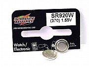 Renata 370 Button Cell watch battery
