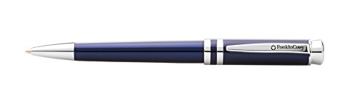 4 Cross Point (Franklin Covey Freemont Translucent Royal Blue Ballpoint Pen (FC0032IM-4))