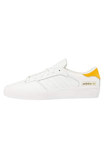 adidas Skateboarding Matchbreak Super, Footwear White-Tactile Yellow-Footwear White