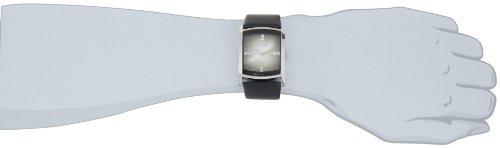 Armitron Men's 204604DGSVBK Swarovski Crystal Accented Dress Watch - http://coolthings.us