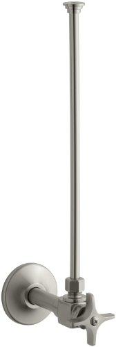 (KOHLER K-7637-BN Angle Supply, Vibrant Brushed Nickel)