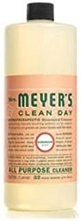 product image for Mrs. Meyer's Clean Day All Purpose Cleaner, Geranium, 32 Ounce Bottle