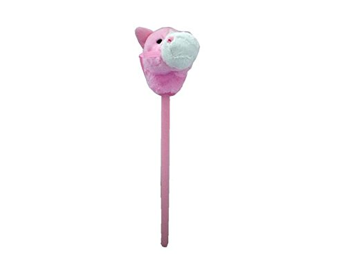 AK SPORT Hobby Horse with Sound Pink