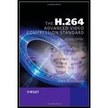 - H264 & Mpeg-4 Video Compression (2nd, 10) by Richardson, Iain E [Hardcover (2010)]