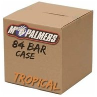 MRS. PALMERS SURF WAX TROPICAL 84 CASE by Mrs Palmers Wax
