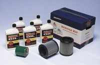 Champion Z11892 RV-15/R-15 Pump Synthetic Lubricant Service Kit - Includes Oil, Air filter, Oil filter