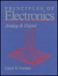 Principles of Electronics: Analog and Digital