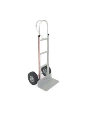 Magliner Hand Truck 62'' Tall Loop Handle 18'' Nose 10'' Air Tire Stair Glides