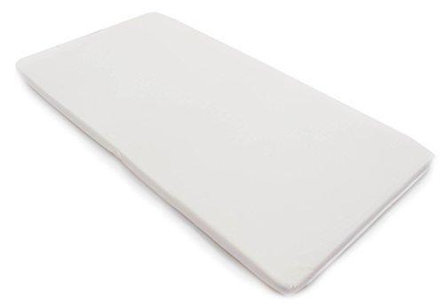 La Baby Cradle Pad, White by LA Baby [並行輸入品]   B01AL06GKQ