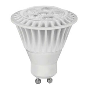 TCP LED7MR16GU1030KFL - 7 Watt - MR16 - GU10 Base - 25,000 Hour - 3000 Kelvin - Flood - Dimmable - LED Light Bulb