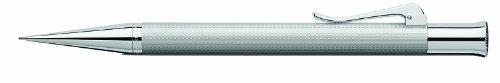 GRAF von Faber-Castell Guilloche Propelling Pencil - Rhodium