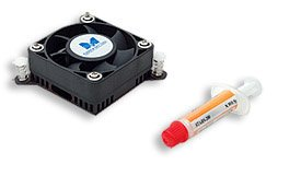 Manhattan, 3-Pin 40mm Video Card Chipset Cooler with Thermal (Manhattan Graphics)