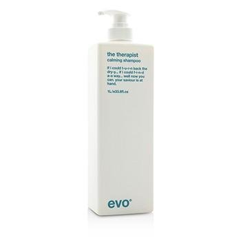 Evo The Therapist Calming Shampoo, 10.1 Ounce