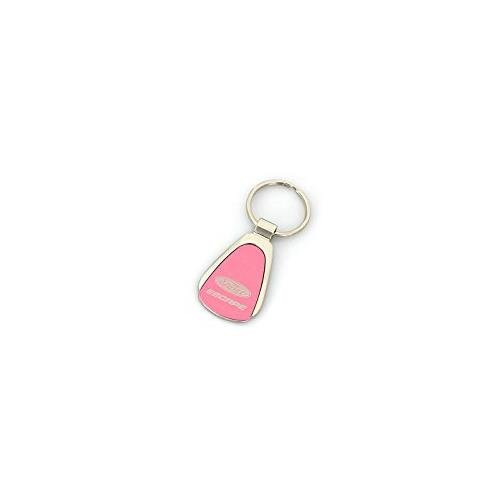 Ford Escape Pink Tear Drop Metal Key Ring