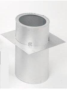 Chimney Pipe Radiation Shield - 3