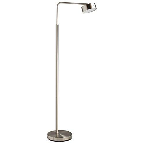 Stone & Beam Minimalist Modern  Task Floor Lamp, 49