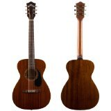 Guild GAD M-120 Concert Size Acoustic Guitar - Natural with  Case