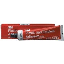 3M Plastic / Emblem Adhesive Clear - 08061