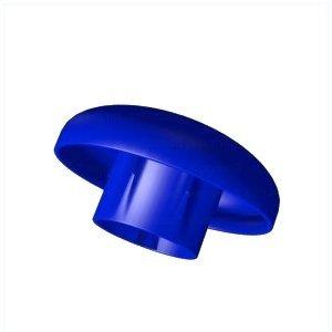 Lot de 8/Trampoline Bleu Capuchon pour barres filet de s/écurit/é /Ø 25/mm poteau partie Notebook suppl/émentaire