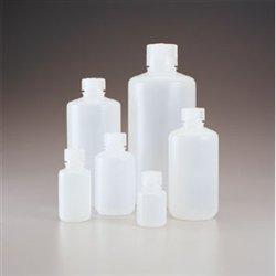 Nalgene HDPE Narrow-Mouth Packaging Bottle, 500ml Capacity, 73mm O.D. ( Case of 125)