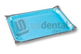 DEFEND- Tray Sleeves 10.5 x 14 Clear Bx 500 (26.67cm x 35.56cm) # BF-7000 (Lining Covers) [ 085-0669 ] DEFEND- Bandeja de Papel 10.5 x 14 Clear Bx 500 (26.67cm x 35.56 111356