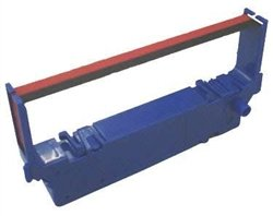 MS Imaging Supply Compatible POS Ribbon Replacement for Star RC700BR, Works with: SP700, 712, 742 (Black/Red)