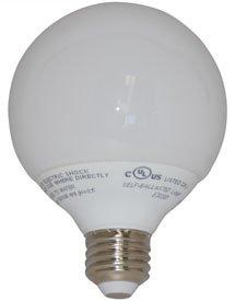 G40 Compact Fluorescent Light Bulb - Replacement For BFG16E27 16W 120V E26 2700K G40 Light Bulb
