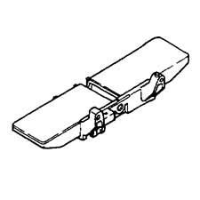 Hitachi 303952 Jointer Table Assembly