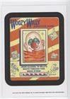 Woozy Willy  Trading Card  2014 Topps Wacky Packages Old School Series 5    Base   Wowi