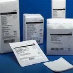 Kendall DERMACEA USP Type VII Gauze 2'' x 2'' 8 Ply - Sterile - Case by Kendall