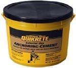 (Quikrete Anchoring Cement 10 - 30 Min 10 Lb)