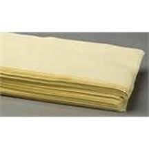 Datco 12002 20'' x 16'' White Tack Cloth Rags (1 Case) Bulk 144 Pcs.