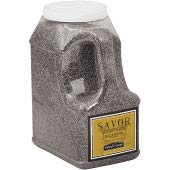 Savor Imports Pepper Black Gourmet 25 Mesh Case 5lbs (Pack Of 6)