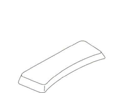 Kohler K84252WH Piece Toilet Cover