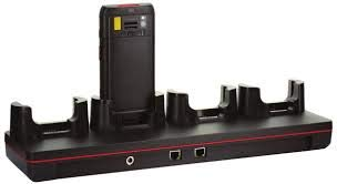 Honeywell Charge Base for up to 4 CT40 Computer. Power Supply and Cord Included