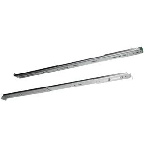 Price comparison product image QNAP RAIL-C01 Mounting Rail for Server<br>1U RACK MOUNT RAIL KIT FOR TS-412U TS-419UII TS-469U<br>