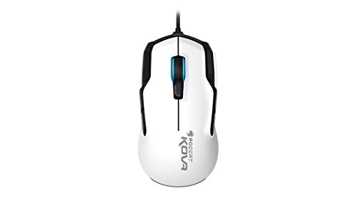 21iFgi%2BnRQL - ROCCAT-Kova-Pure-Performance-Gaming-Mouse-White-ROC-11-503-AM