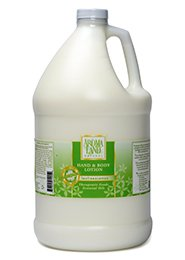 Aromaland - Tea Tree and Lemon Hand and Body Lotion (1 Gallon)